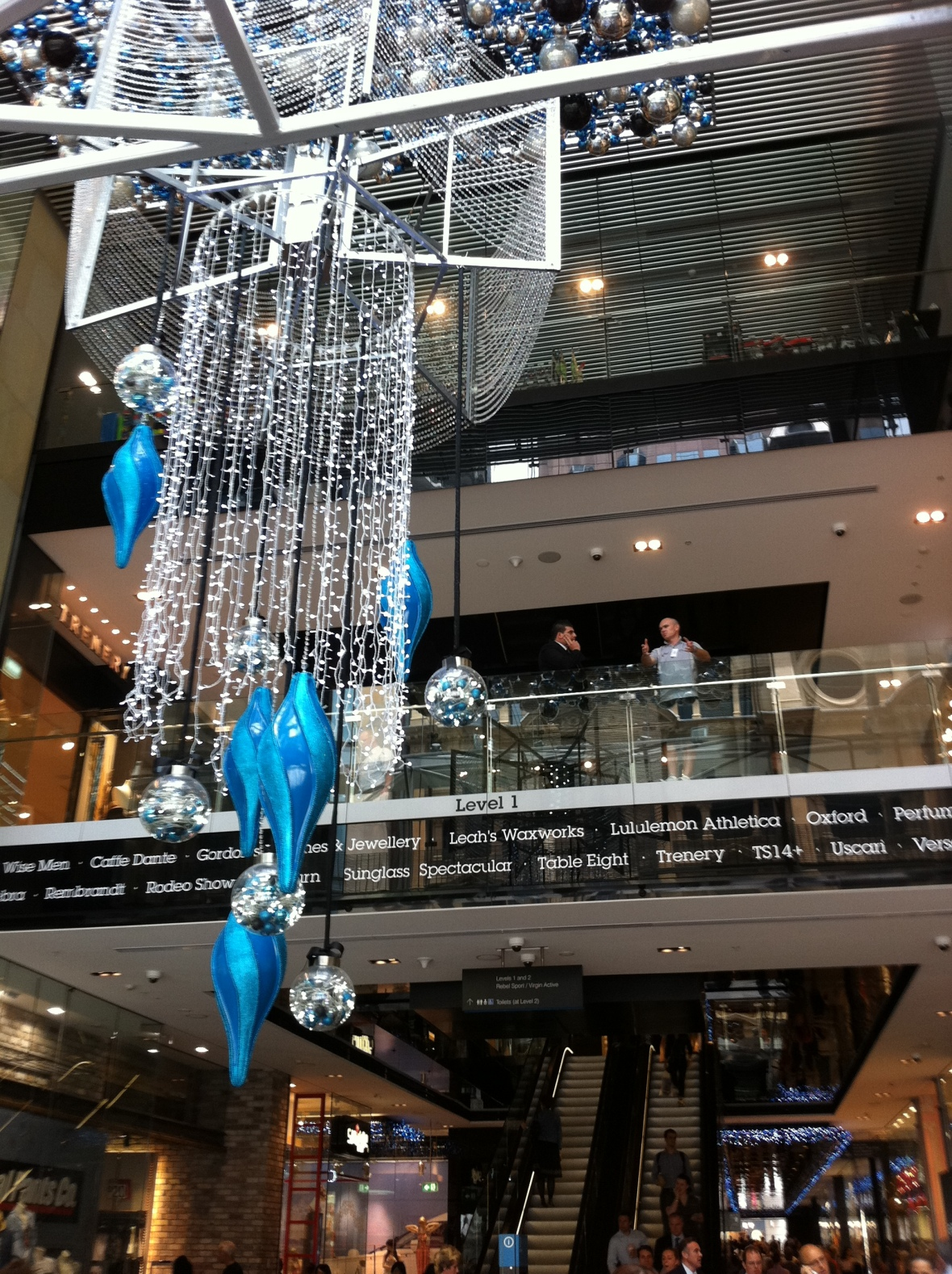 Pitt Street Westfield - Big Bauble