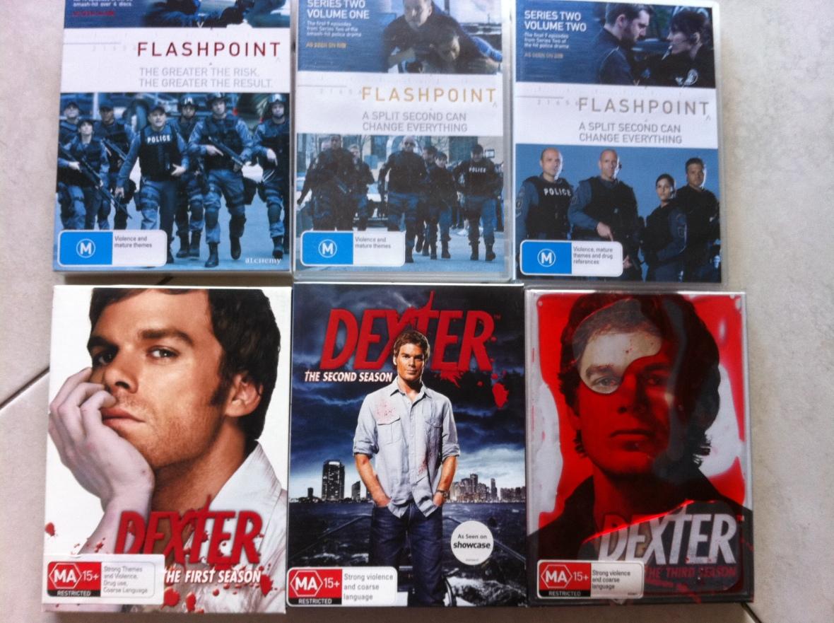 Flashpoint, Dexter