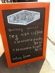 Quirks Cafe, 74 Pitt St, Redfern