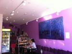 Purple Goanna Cafe, 137 Redfern St, Redfern