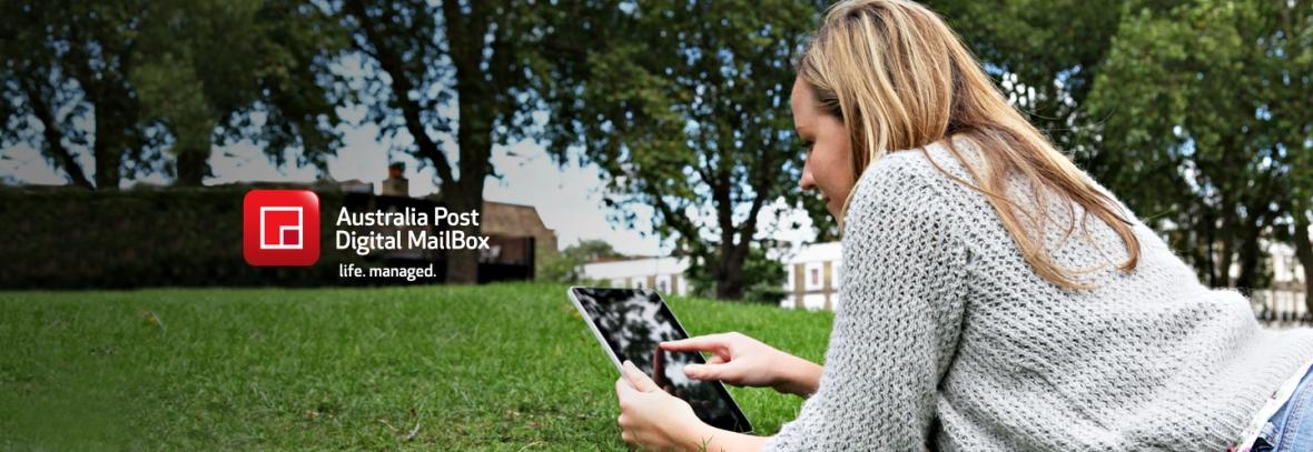 Australia Post Digital MailBox