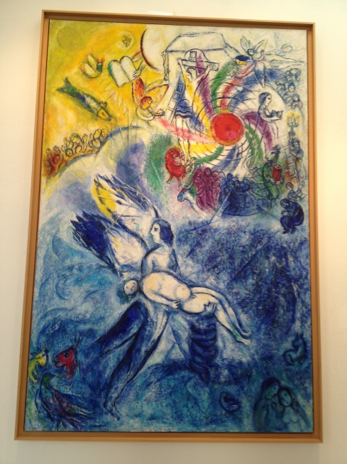 Things to do France - Marc Chagall Museum Avenue du Docteur Menard, Nice French Riviera Cote d Azur