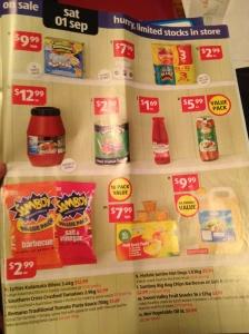 Catalogue Marketing Print Pricing Strategy Aldi