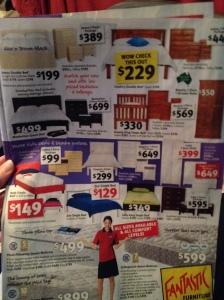 Catalogue Marketing Strategy Print Pricing - Fantastic Furniture