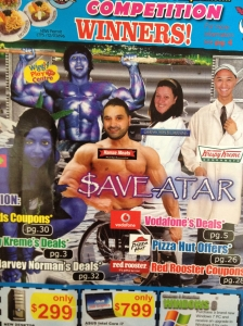 Catalogue - Local businesses as Avatars - Save-atar