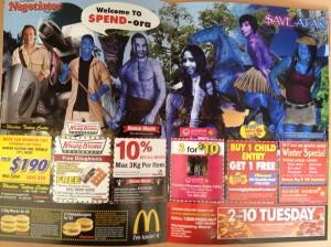Catalogue - Local businesses as Avatars - Spendora
