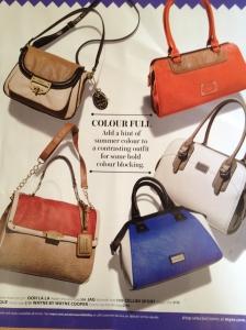 Catalogue - Myer Fashion - different design, sleek2