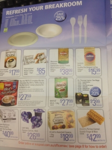 Catalogue Marketing Strategy Print - Office Max