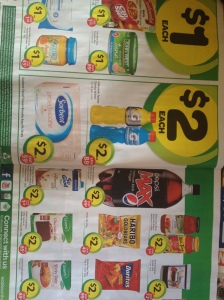 Catalogue Marketing Strategy Print - Woolworths