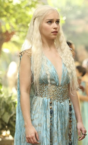Daenerys Stormborn Targaryen Game of Thrones