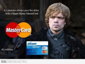 Tyrion A Lannister always pays his debts Game of Thrones