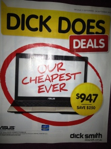 Catalogue Marketing Strategy - Dick Smith
