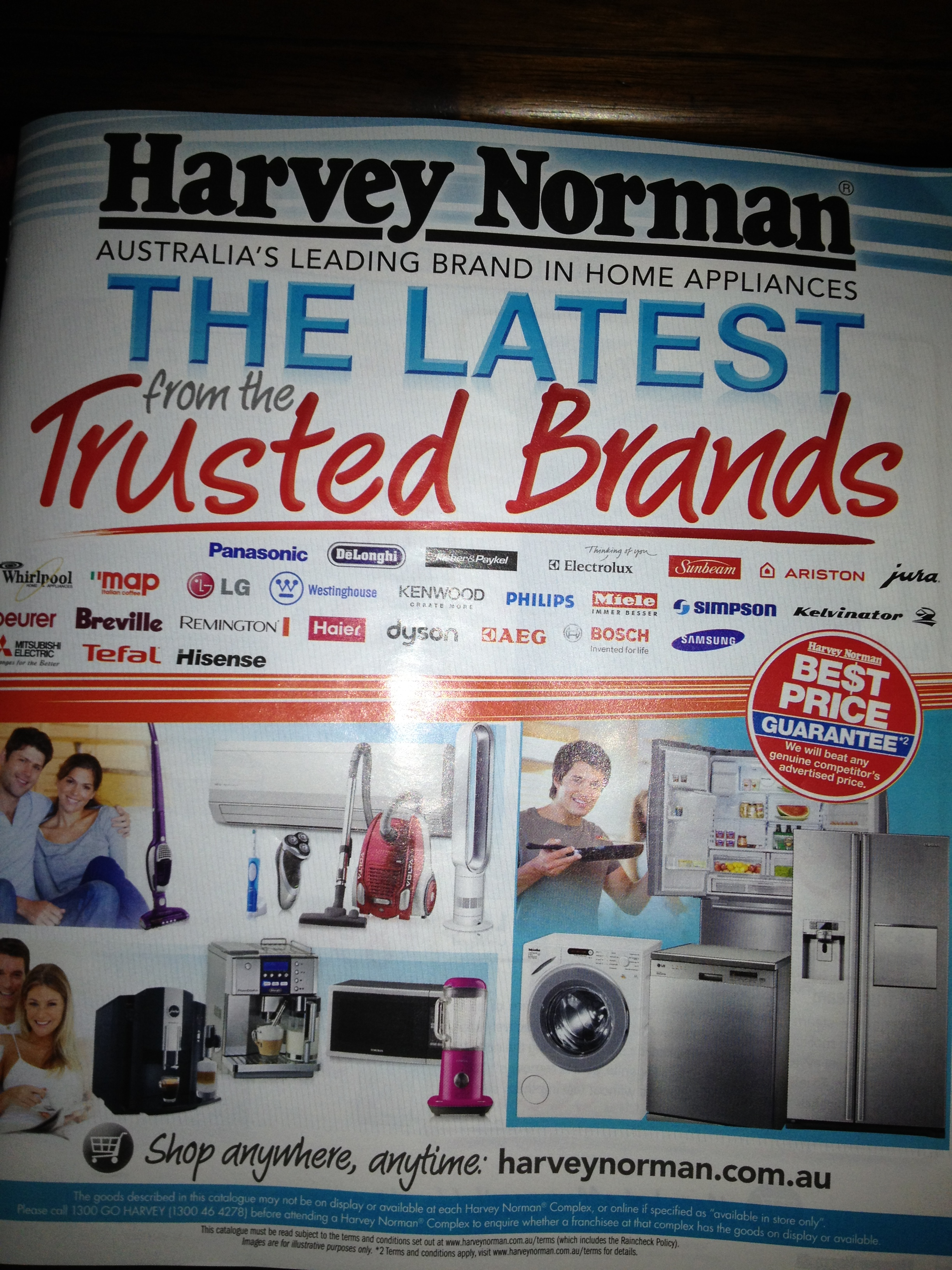 harvey norman analysise Harvey norman's irish stores posted an overall operating profit last year after the australian household goods retailer had accumulated huge losses of €120m in ireland over several years during the economic crisis new accounts covering the 12 months to the end of june 2016 show that harvey norman.