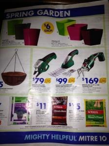 Catalogue Marketing Strategy - Mitre 10